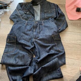 イーブンリバー(EVEN RIVER)の最終日 美品 作業服セット(その他)