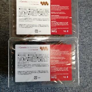 コストコ(コストコ)のコストコ カヌレ 6個× 2pack(菓子/デザート)