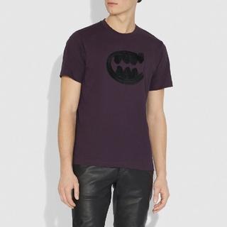 COACH - 正規店購入 コーチ 百貨店メンズTシャツ 新品、札付き