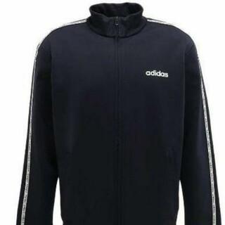 アディダス(adidas)の【新品】【サイズ:XO】adidasメンズトレーニングジャケット(ノーカラージャケット)