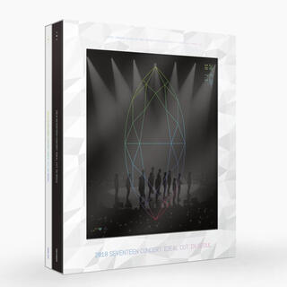 SEVENTEEN - SEVENTEEN IDEAL CUT in SEOUL 日本語字幕付 DVD