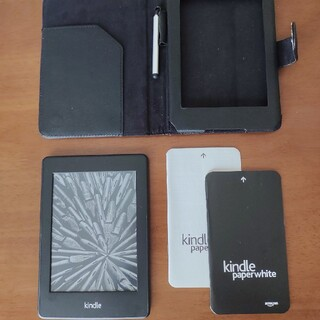 Kindle paperwhite(電子ブックリーダー)