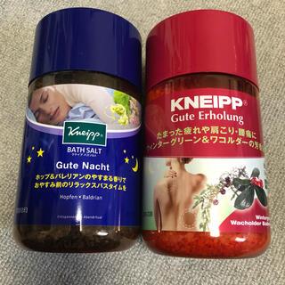 Kneipp - 【送料込】クナイプ バスソルト 詰め合わせ