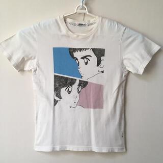 ユニクロ(UNIQLO)の®️ラフ(ROUGH)『週刊少年サンデー x UT コラボ Tシャツ』【中古】(Tシャツ/カットソー(半袖/袖なし))