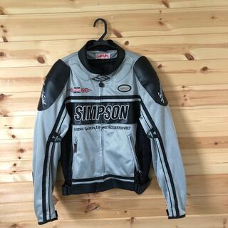 SIMPSON - SIMPSON メッシュジャケット