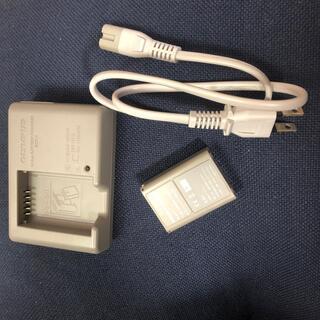 オリンパス(OLYMPUS)のオリンパス純正充電器BCN-1 ロワジャパン互換バッテリーBLN-1(ミラーレス一眼)