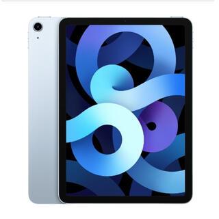 iPad - iPad Air 4 スカイブルー 64GB Wi-Fiモデル
