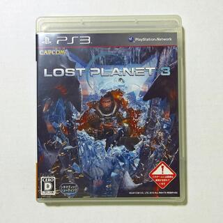 プレイステーション3(PlayStation3)のロストプラネット3 プレステ ソフト ゲーム プレイステーション(家庭用ゲームソフト)
