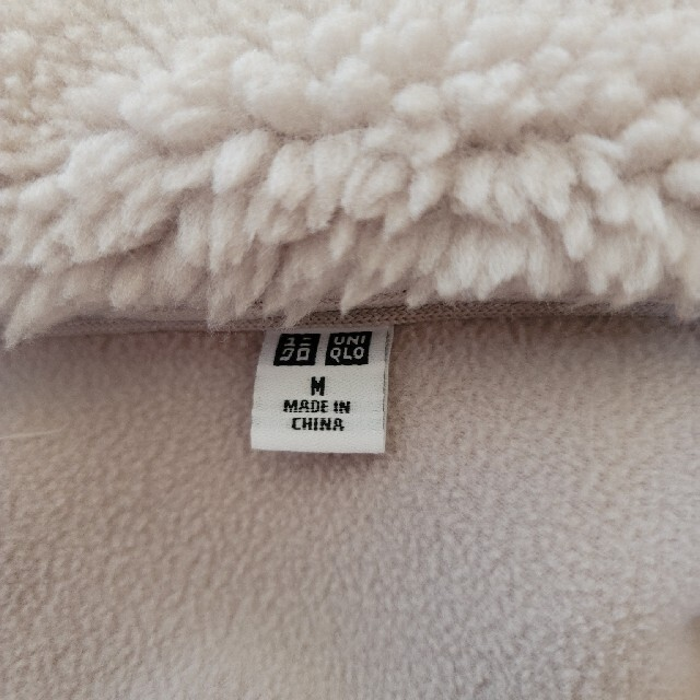 UNIQLO(ユニクロ)のユニクロ フリース メンズM メンズのジャケット/アウター(その他)の商品写真
