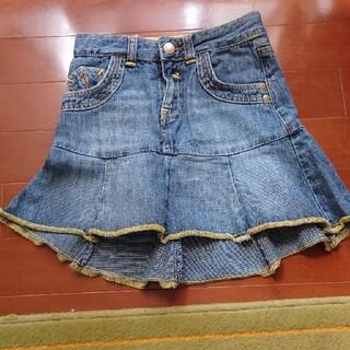 エムピーエス(MPS)の130・可愛い・スカート・MPS・ジーパン(スカート)
