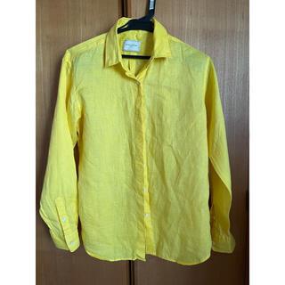 ユナイテッドアローズ(UNITED ARROWS)のユナイテッドアローズ  麻100% 長袖シャツ(シャツ/ブラウス(長袖/七分))