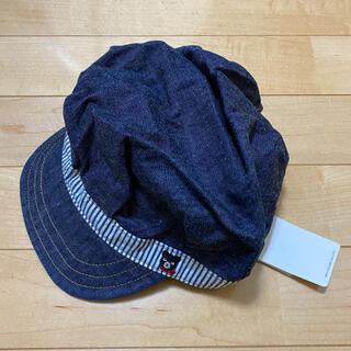 ダブルビー(DOUBLE.B)のダブルビー 新品未使用 キャスケット 54cm(帽子)