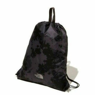 THE NORTH FACE - 【新品】THE NORTH FACE ナップサック(白文字)