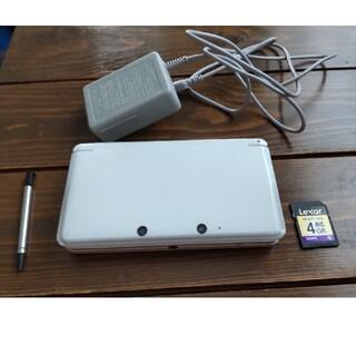 ニンテンドー3DS(ニンテンドー3DS)のニンテンドー 3DS ジャンク品(携帯用ゲーム機本体)