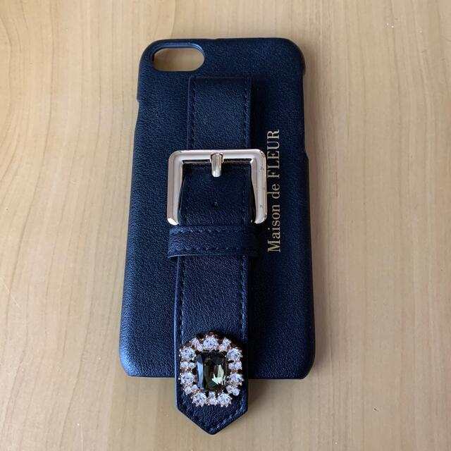 Maison de FLEUR(メゾンドフルール)の『 used』Maison do FLEUR  iPhoneケース 7/8/SE スマホ/家電/カメラのスマホアクセサリー(iPhoneケース)の商品写真