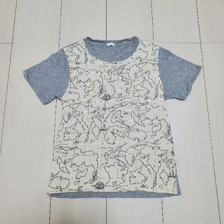 ジーユー(GU)のGU キッズTシャツ 130cm(Tシャツ/カットソー)