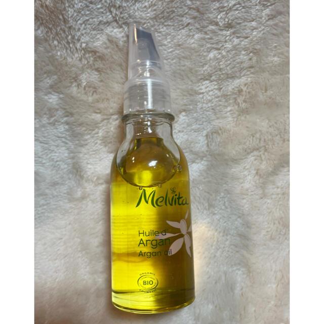 メルヴィータ ビオオイル アルガンオイル 50ml 2本セット コスメ/美容のヘアケア/スタイリング(オイル/美容液)の商品写真