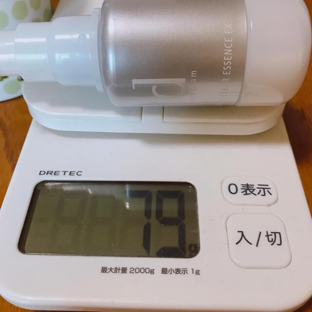 d program(ディープログラム)の資生堂 d プログラム ホワイトニングクリアエッセンス EX(50mL) コスメ/美容のスキンケア/基礎化粧品(美容液)の商品写真