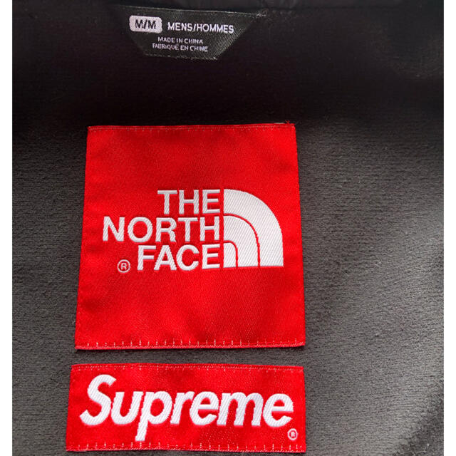 Supreme(シュプリーム)のSupreme The North Face 14AW 黒 Mサイズ メンズのジャケット/アウター(マウンテンパーカー)の商品写真