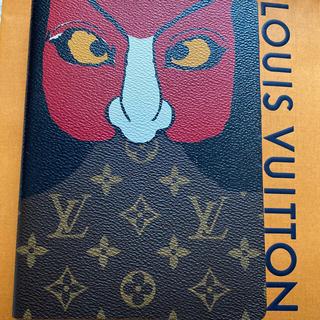 ルイヴィトン(LOUIS VUITTON)の新品未使用 レアモノルイヴィトン手帳(ファッション)