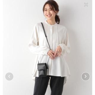 GLOBAL WORK - グローバルワーク テントラインボサムシャツ【MATINEE LINE】美品