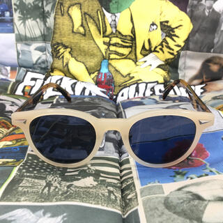 シュプリーム(Supreme)のfucking awesome moon pix sunglasses べっこう(サングラス/メガネ)