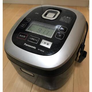 パナソニック(Panasonic)のPanasonic SR-HB102-CK 炊飯器(炊飯器)