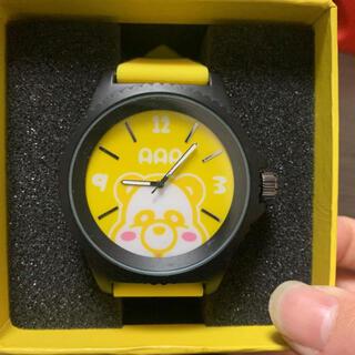 トリプルエー(AAA)のAAA アミューズメント景品 時計(ミュージシャン)