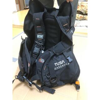 ツサ(TUSA)の未使用TUSA BCジャケット PASSAGE(マリン/スイミング)