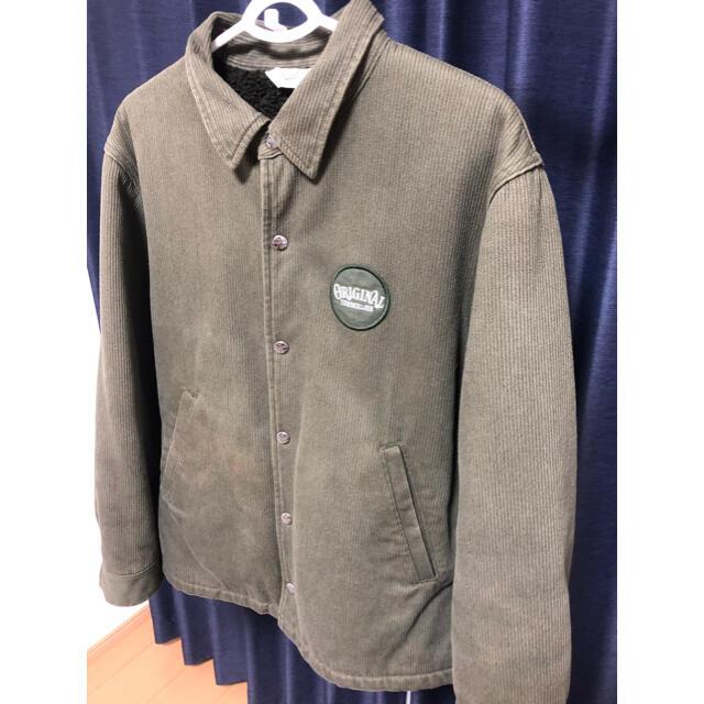 TENDERLOIN(テンダーロイン)のテンダーロイン  コーチ ボア ジャケット original wtaps メンズのジャケット/アウター(ブルゾン)の商品写真