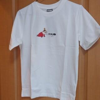 ハニーズ(HONEYS)のハニーズ☆ムーミンコラボTシャツ☆M白(Tシャツ(半袖/袖なし))