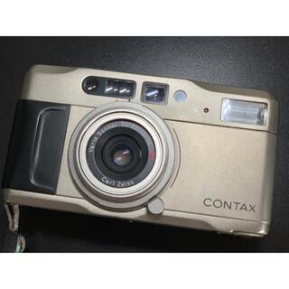 京セラ - contax tvs フィルムカメラ
