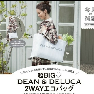 DEAN & DELUCA - DEAN & DELUCA    2WAY    エコバッグ