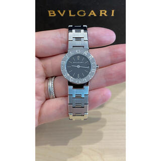 ブルガリ(BVLGARI)の☆超美品☆ ブルガリ BVLGARI レディース 時計 腕時計 稼働中(腕時計)