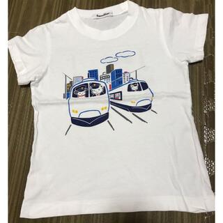 familiar - ファミリア Tシャツ 新幹線 美品