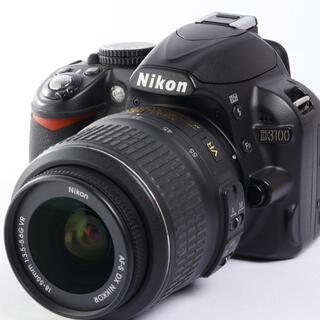 Nikon - ⭐️初心者安心ガイドモード搭載⭐️人気の一眼レフ⭐️ニコン D3100