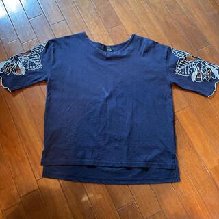 スコットクラブ(SCOT CLUB)のお袖デザイン トップス GRANDTABL(カットソー(半袖/袖なし))