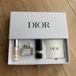 Christian Dior - Dior バースデーギフト 香水 リップ ディオール ノベルティ
