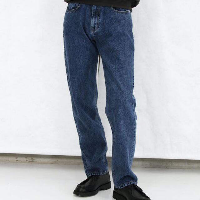 Maison Martin Margiela(マルタンマルジェラ)のNAMACHEKO BLUE RINSE DENIM メンズのパンツ(デニム/ジーンズ)の商品写真