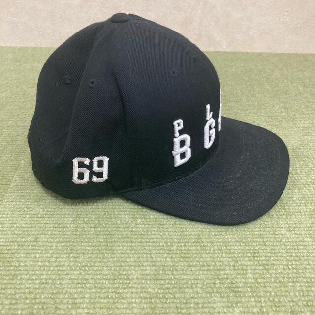 バガーチキャップ BAGARCH メンズの帽子(キャップ)の商品写真
