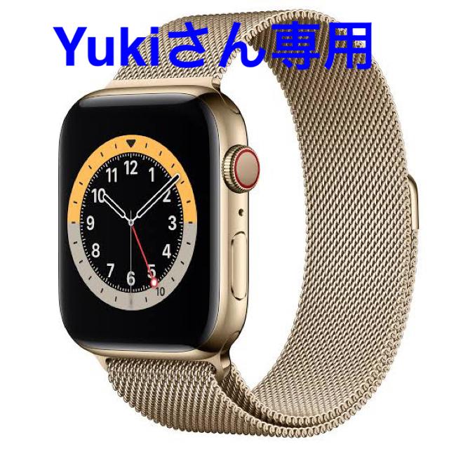 Apple Watch(アップルウォッチ)のApple Watch Series 6(GPS + Cellularモデル) メンズの時計(腕時計(デジタル))の商品写真