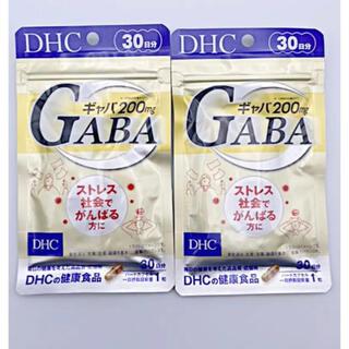 ディーエイチシー(DHC)の⭐️DHC GABA ギャバ 30日分 2袋⭐️(その他)