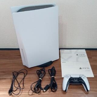 SONY - 【美品】PS5 プレイステーション5 ディスクドライブ搭載モデル