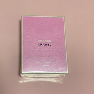 シャネル(CHANEL)のシャネル チャンス オー ヴィーヴ ヘア ミスト 35ml(ヘアウォーター/ヘアミスト)