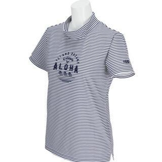 キャロウェイゴルフ(Callaway Golf)のキャロウェイゴルフ Callaway Golf ハイネック半袖シャツ サイズL(ウエア)