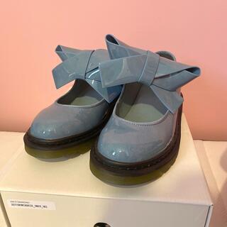 メリージェニー(merry jenny)のmerryjenny(メリージェニー)エナメルリボン(ローファー/革靴)