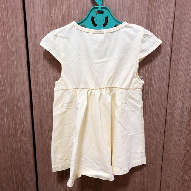 petit main(プティマイン)の100◆petit mainチュニック キッズ/ベビー/マタニティのキッズ服女の子用(90cm~)(Tシャツ/カットソー)の商品写真