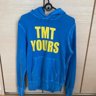ティーエムティー(TMT)のtmt パーカー big3 ダメージ加工(パーカー)