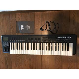 [YT31様専用] ALESIS QX49(MIDIコントローラー)
