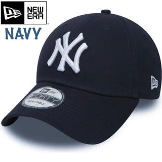 NEW ERA - ニューエラ キャップ NY ヤンキース ネイビー
